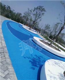 天津透水地坪施工项目