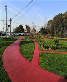 上海金山透水混凝土项目