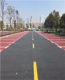 上海交通大学透水路面工程