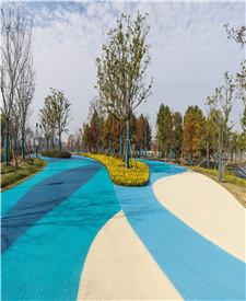 上海临港航海博物馆广场透水路面项目