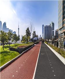 东方明珠/外滩五区贯通工程(上海市长亲自考察上了东方卫视新闻)